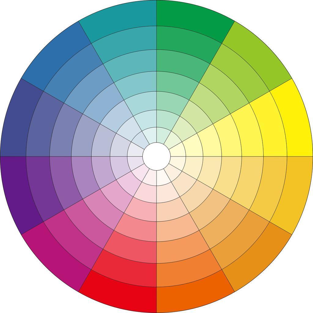 网站建设中网站颜色的搭配技巧