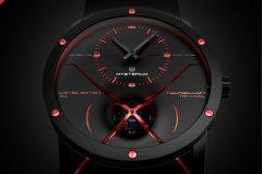 机械感手表设计